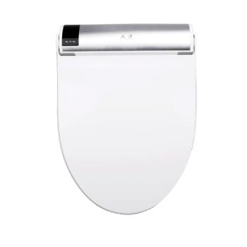 韩国点洁原装进口高端智能马桶盖-白色DJ-806