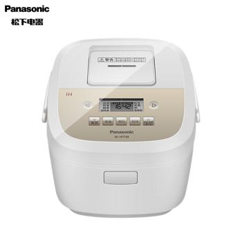 松下 SR-HFT158 IH电磁加热电饭煲4L 多功能烹饪智能预约