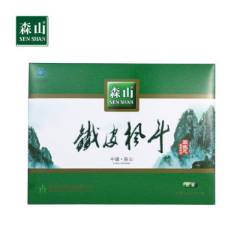 森山鐵皮楓斗膠囊0.4g*12粒*4盒