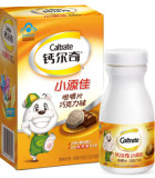 钙尔奇小添佳咀嚼片(巧克力味)|160g(2.0g*80s)|惠氏制药