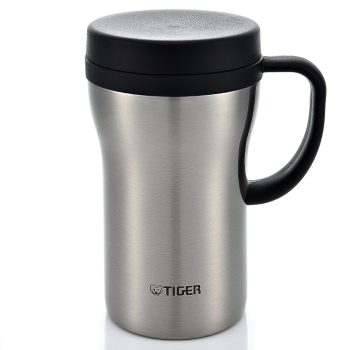 Tiger虎牌 保温茶杯CWN-A48C-XC(银雨)