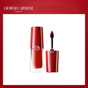 阿玛尼 持色凝彩哑光染唇液 3.9mL