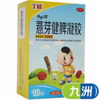 丁桂薏芽健脾凝胶10.6g*18袋