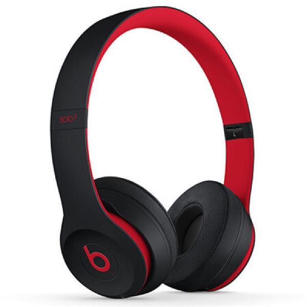 苹果(魔音耳机)Beats solo3桀骜黑红