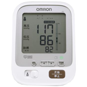歐姆龍電子血壓計J30