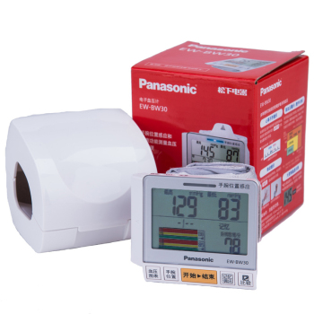 松下电子血压计EW-BW30