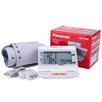 松下电子血压计EW-BU15