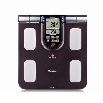 欧姆龙身体脂肪测量仪HBF-371 脂肪秤脂肪测量仪器电子称