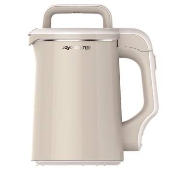 九阳(Joyoung)豆浆机DJ13R-D83SG免滤双预约豆浆机1.3L
