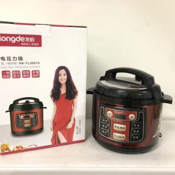 龙的电压力锅NK-YL5007S(5.0L)