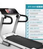 SHUA舒华跑步机家用款静音减震室内智能健身T3900TI智能语音彩屏