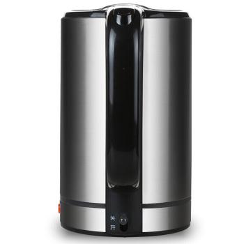 九阳食品级304不锈钢无缝内胆1.7L电热水壶K17-S5