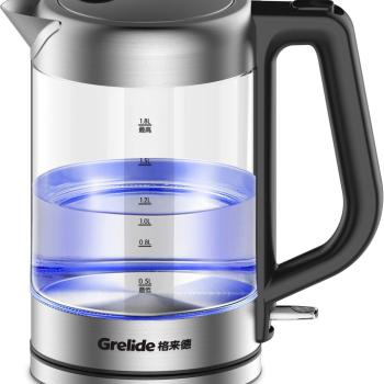 玻璃电热水壶G318