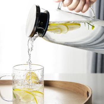 Omeo  高硼硅玻璃水壶1000ml 82140001
