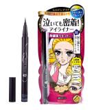 日本KISS ME/奇士美花漾美姬0.1mm极细眼线液笔 01#黑色