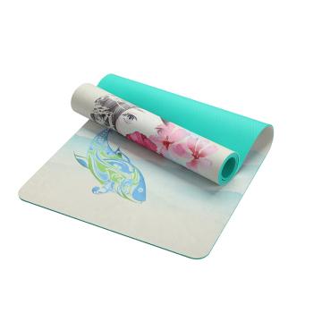 宏太HTASK 贵族麂皮绒材质瑜伽垫送收纳袋 HT-04YT-S