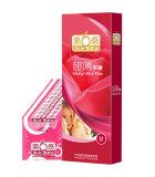 第六感超薄平滑避孕套24只装 天然胶乳橡胶