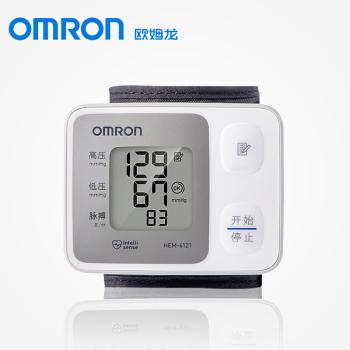歐姆龍電子血壓計HEM-6121