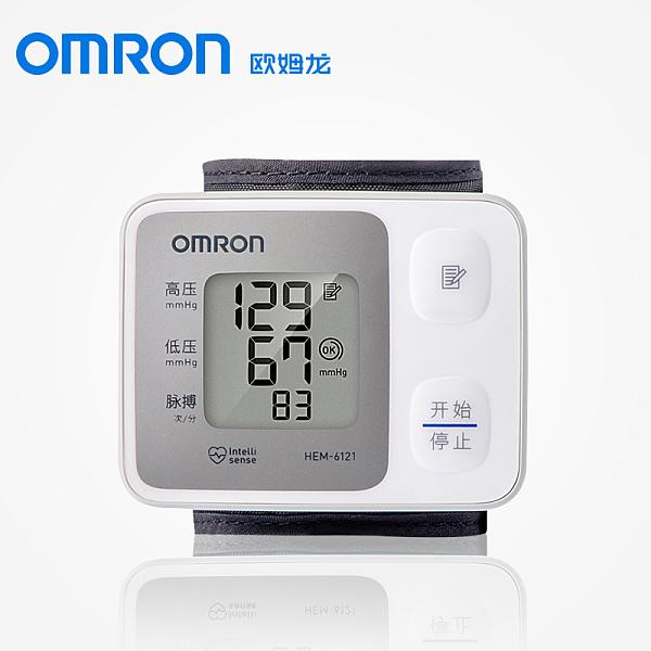 欧姆龙电子血压计HEM-6121