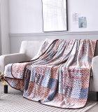 金丝莉创意绒毯JT-1106