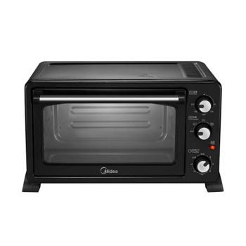 美的烤箱T3-252C黑色