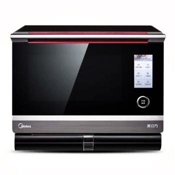 美的微蒸烤一体机X7-321D