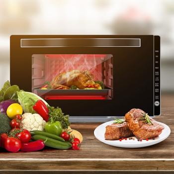 美的微烤炉(新品)M3-208E