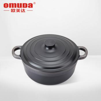 欧美达格特匠心-重力铸造煲仔锅B款20cm