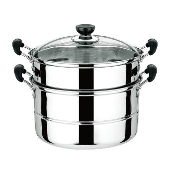 德世朗蒸蒸日上两层多用蒸锅
