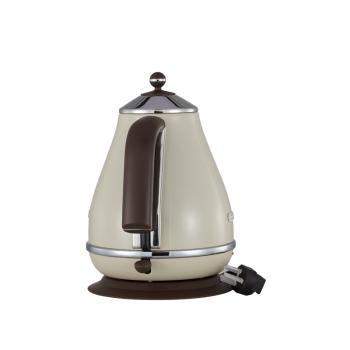 德龙电水壶KBO2001(奶油色)