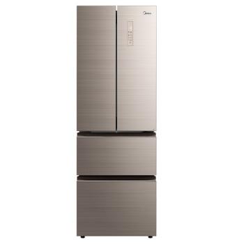 美的冰箱凌波金BCD-325WTGPM