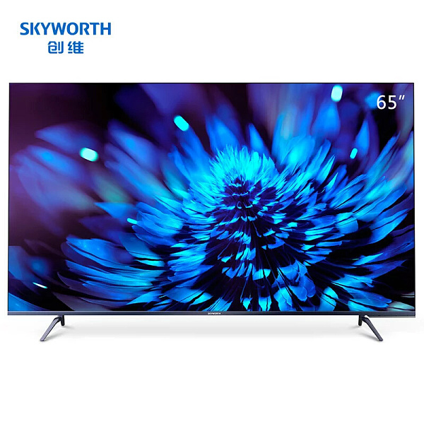 创维Skyworth65英寸4K超高清全面屏智能网络平板电视65G35