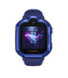 華為兒童手表3Pro 九重定位4G通話極光藍