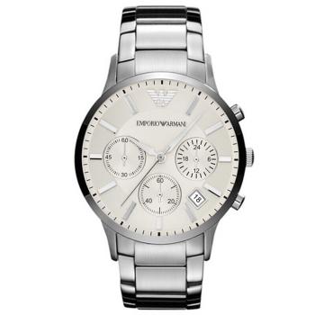阿玛尼男士手表多功能时尚腕表商务男士石英表