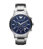 阿玛尼手表潮流意大利风格精约时髦男人手表