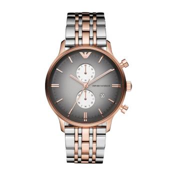 阿玛尼男士手表情侣手表时尚商务休闲非机械表