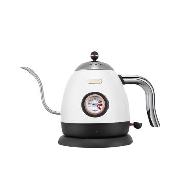 諾斯凱其電熱水壺 家用辦公室復古0.8L燒水壺 NS-E6B