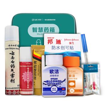 【智慧藥箱】家庭常備套餐 活血化瘀 創傷修復