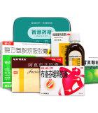 【预售/8月25日发货】成人感冒发热套餐 退热止痛 止咳祛痰 鼻塞流涕