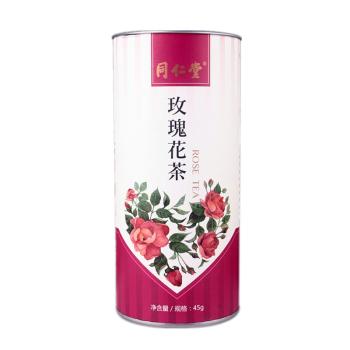 同仁堂玫瑰花茶45g