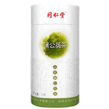 第2件44.5元】同仁堂蒲公英茶70g