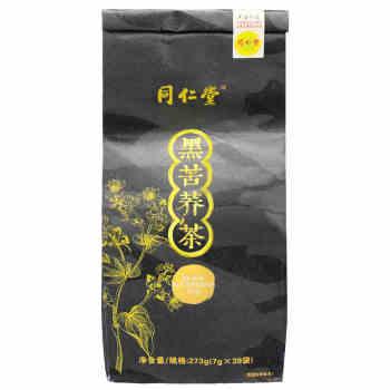 同仁堂黑苦荞茶273g