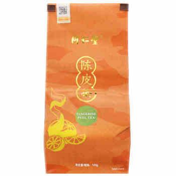 同仁堂陳皮茶120g