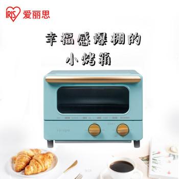 日本愛麗思 ricopa迷你烤箱烘焙小型烤箱8升 EOT-01C