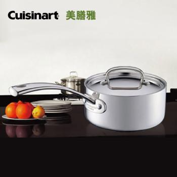 Cuisinart/美膳雅 不锈钢炖锅18CM FCT19-18CN