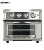 Cuisinart/美膳雅 电小烤箱烤家用烘焙多功能风炉烤箱 TOA-60CN