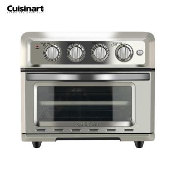 Cuisinart/美膳雅 電小烤箱烤家用烘焙多功能風爐烤箱 TOA-60CN