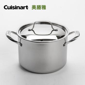 Cuisinart/美膳雅 复合钢深汤锅22CM GGS66-22CN