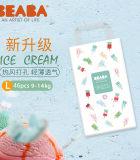 BEABA 碧芭寶貝冰淇淋系列嬰兒紙尿褲柔薄尿不濕 L碼 46片(9-14kg)