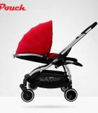 帛琦/Pouch婴儿推车超轻便可坐可躺便携式伞车折叠婴儿车儿童手推车A29